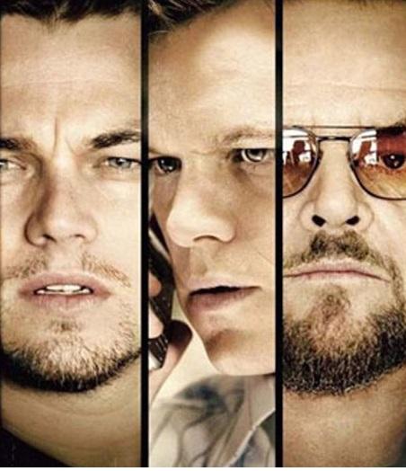 Un trio d'acteurs pour porter l'un des chefs d'oeuvre de Scorsese.