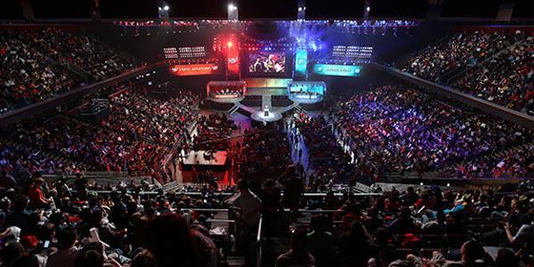 en octobre dernier, le championnat du monde de League of Legends réunissait plus de 32 millions de  passionnés. (Crédit photo: D.R.)