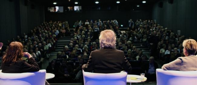 Au programme notamment : des échanges entre le public et des intervenants de qualité. (Marco La Via)