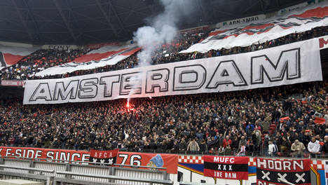 supporters Ajax