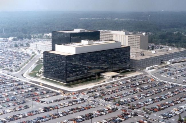 Le siège gigantesque de la NSA, dans la Maryland. (Crédit photo Reuters)
