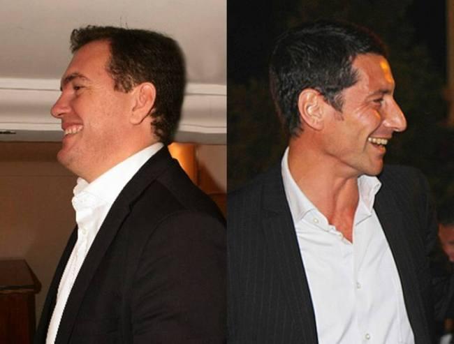 Les «frères ennemis»irréconciliables? Crédit photo: Elie Julien (photo de Philippe Tabarot à gauche) et DR (David Lisnard à droite)