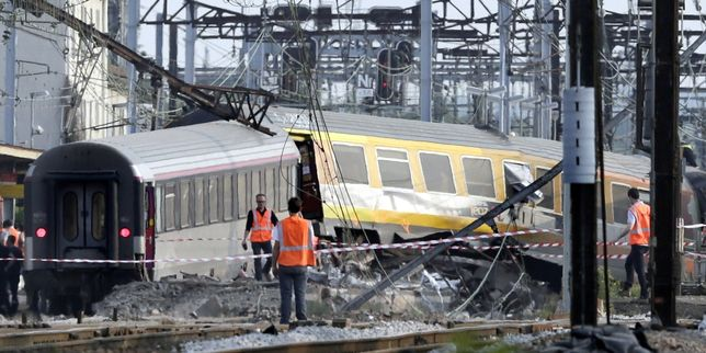 L'accident ferroviaire de Brétigny-sur-Orge est le plus meurtrier depuis 25 ans. (D.R.)