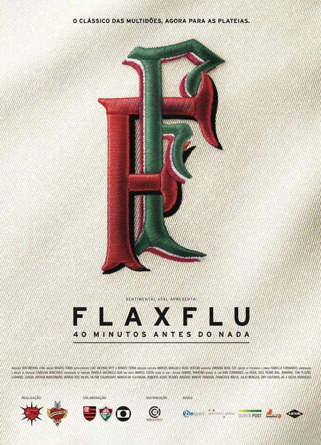 affiche Fla x Flu