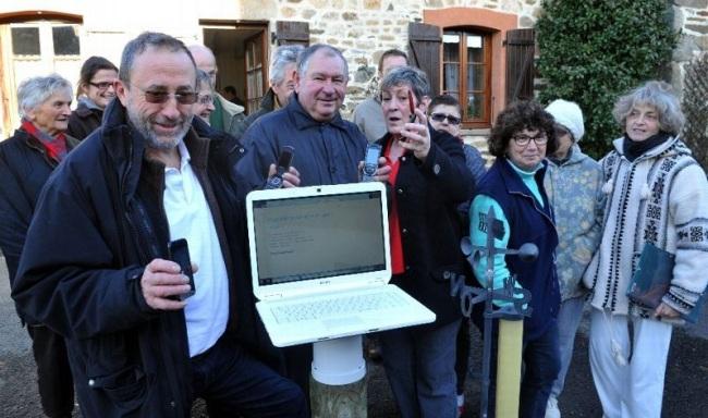 Solidaire, les villageois refusent de payer leurs impôts (crédit photo: DR)