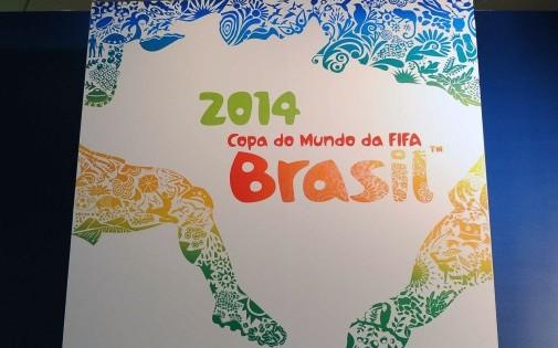 La Coupe du Monde de football aura lieu au Brésil du 12 Juin au 13 juillet 2014.