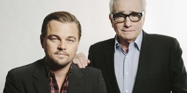 Leonardo DiCaprio et Martin Scorcese, un duo gagnant. Crédit photo: D.R.