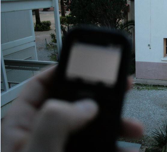 Tout est parti d'un sms en chaîne (crédits photos : L.M)