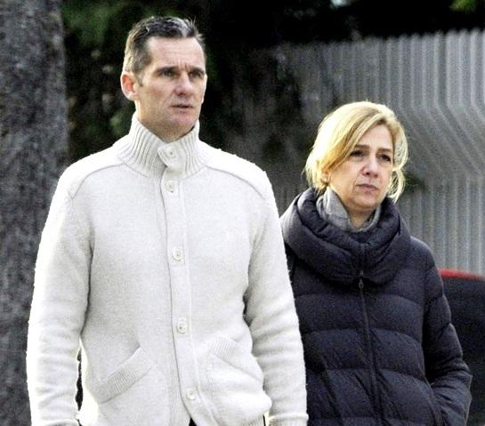 Iñaki et Cristina passaient, avant l'éclatement de l'affaire, pour un couple exemplaire. (Crédit photo : creative commons)