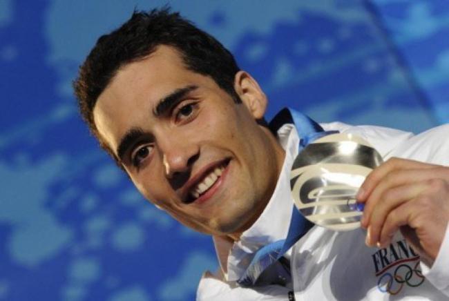 Martin Fourcade, le héros français de ces Jeux Olympiques de Sotchi. (Crédit photo: D.R.)