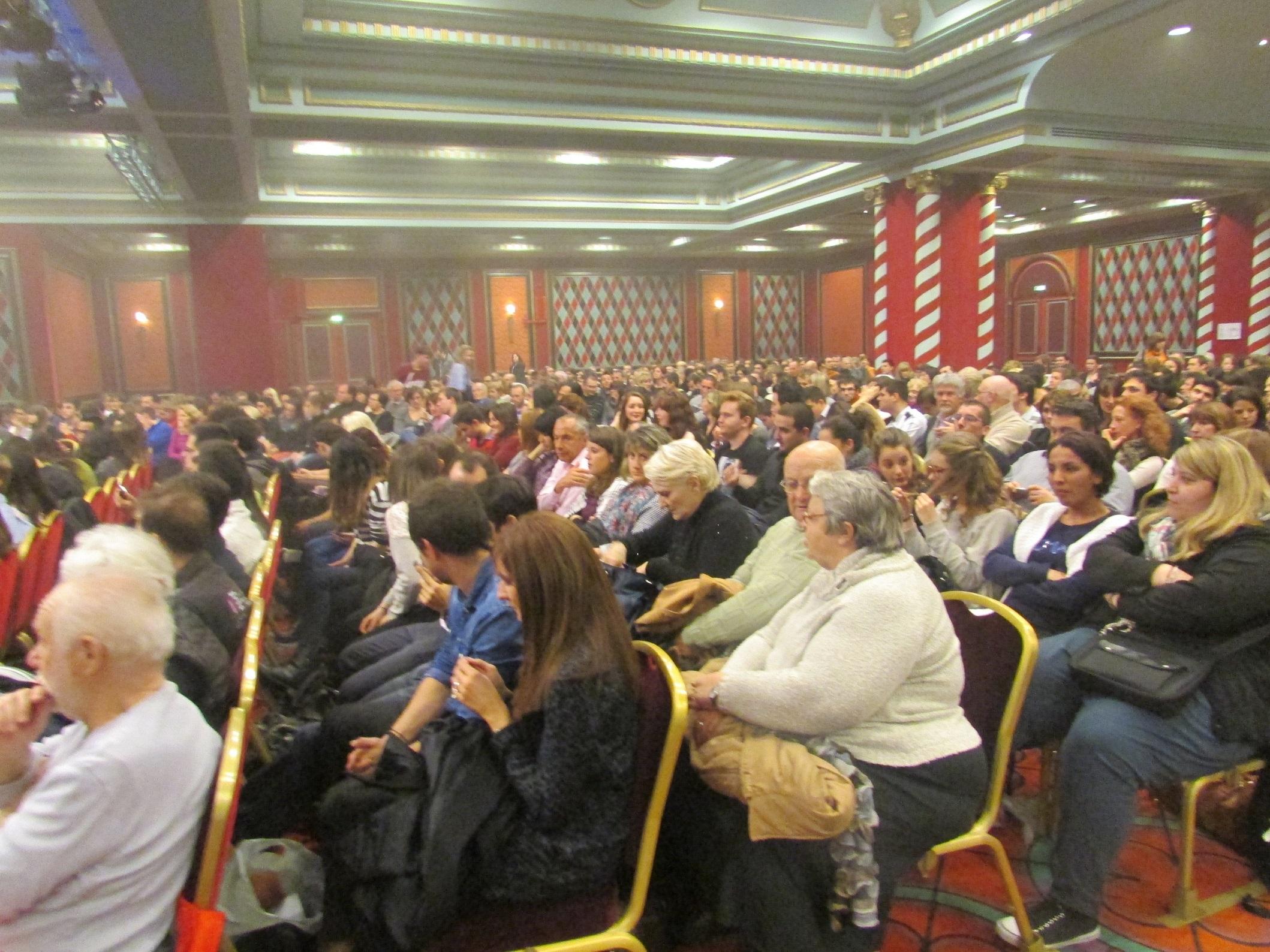 salle spectacle palais de la mediterranee