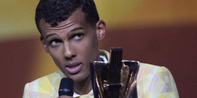 Stromae et Vanessa Paradis ont été sacrés artistes masculin et féminin de l'année. (Crédits : AFP/BERTRAND GUAY)