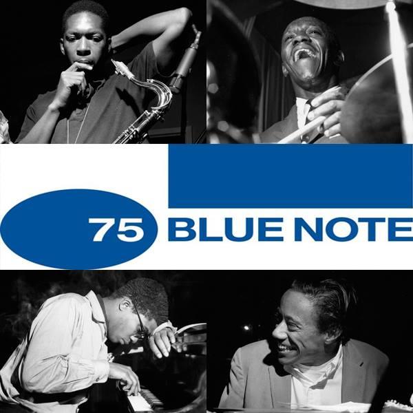 Les plus grands jazzmen mis à l'honneur pour les 75 ans du label. (crédit photo : Blue Note France)