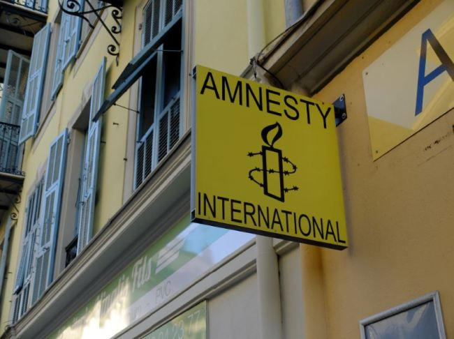 Siège d'Amnesty International : « Maison d'Amnesty International à Nice ». Crédit photo : C.P.P