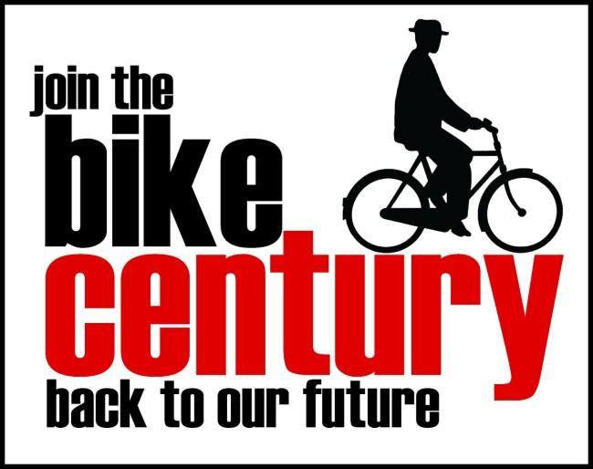 Copenhagenize.com organise le « Bike Century », événement d'actualité jusqu'au 31 Décembre… 2099. Crédit Photo : Copenagenize.com