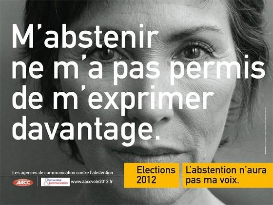 Des campagnes de lutte contre l'abstention avaient été menées en 2012.  Crédit photo : ACCA