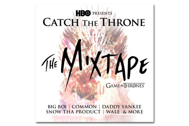 Une mixtape sur le thème de Game of Thrones/ DR