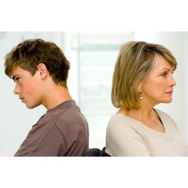 « De nombreuses disputes familiales se sont construites après une discussion au sujet du niveau scolaire (crédit photo : D.R.)»