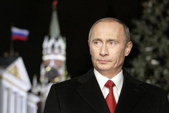 Le chef du Kremlin, Vladimir Poutine. (crédit photo: Dr)