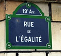 Dans le 19ème arrondissement de Paris. Crédit Photo : D.R.