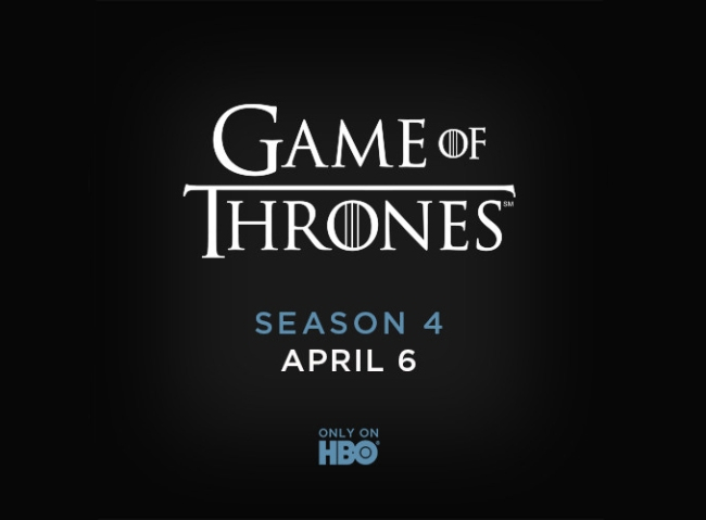 La saison 4 de la série Game of Thrones/ DR