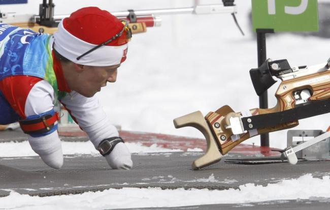 Photo « tir » :Les JO paralympiques suscitent moins d'intérêt que les JO pour valides. (Crédit photo : D.R.)