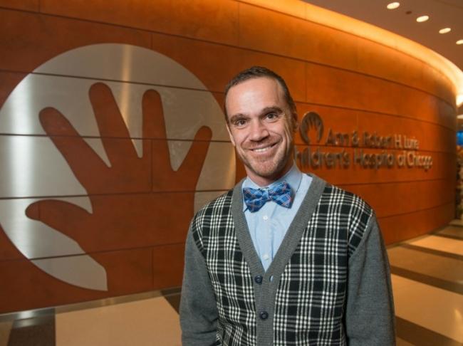 Le docteur Robert Garofalo a créé sa clinique en mars 2013. Crédit Mariah Karson/Nouvel Observateur.