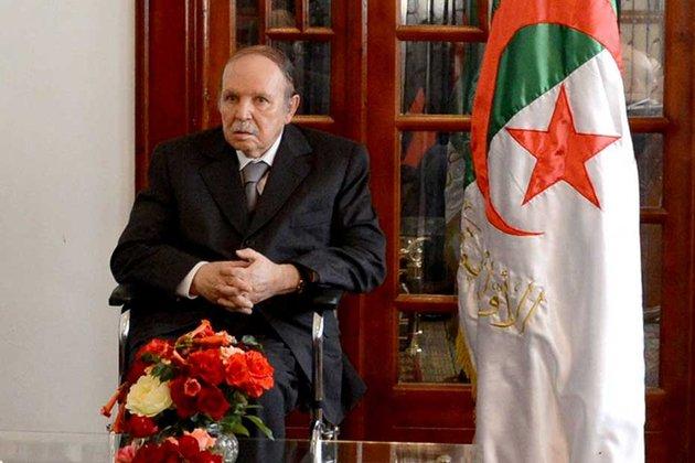 Abdelaziz Bouteflika de retour en Algérie en juillet 2013, après un séjour à l'hôpital du Val-de-Grâce, à Paris. (Crédit photo : MAXPPP)