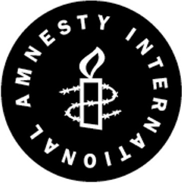« Le logo d'Amnesty International (crédit : Amnesty International)