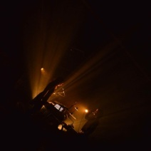 Andromakers était en première partie de Nosfell vendredi 11 avril à la MJC Picaud./ Crédit: Victor Vasseur