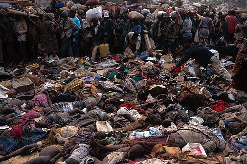 « 800 000 personnes ont trouvé la mort au cours du génocide au Rwanda (photo : DR) »