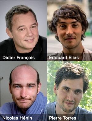 Soutenez l'appel à la libération des otages français en Syrie!