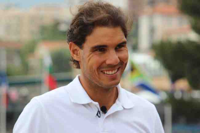 Rafael Nadal/ Crédit: Mathilde Brun