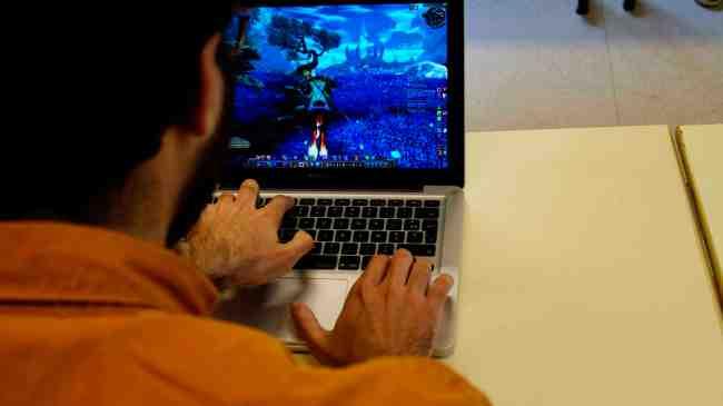 World Of Warcraft est un des jeux en ligne les plus populaires. Crédit Eva Garcin