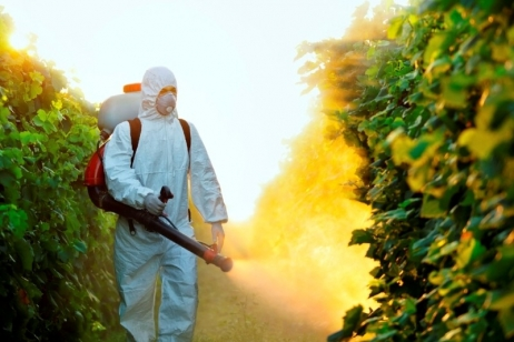 Avec 75 000 tonnes consommées par an, la France est le premier utilisateur européen de pesticides, et le quatrième consommateur mondial. Source : francebleu.fr