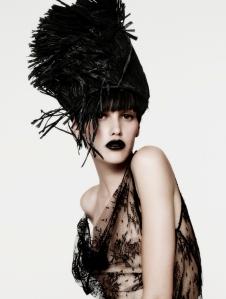 l'Italien Andrea Varani expose ses photos jusqu'au Japon et dans les plus grands magazines de mode. (crédit DR)
