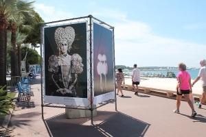 Des artistes de tous les horizons viennent exposer (Crédit photo : Gyotis Delsart)
