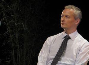 Bruno Le Maire à Cannes 1