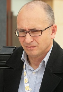 Ricardo Gutierrez est inquiet pour la liberté de la presse. Crédit : Nicolas Richen