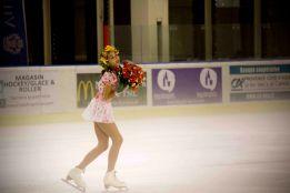 Marina Popov (France) a terminé 2è dans la catégorie junior dames (crédit photo : Eva Garcin)