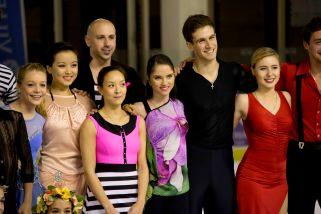 Tous les patineurs peuvent être fiers de ce très beau gala (crédit photo : Eva Garcin)