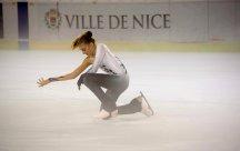 Julie Froetscher (France) a terminé 6è dans la catégorie junior dames (crédit photo : Eva Garcin)