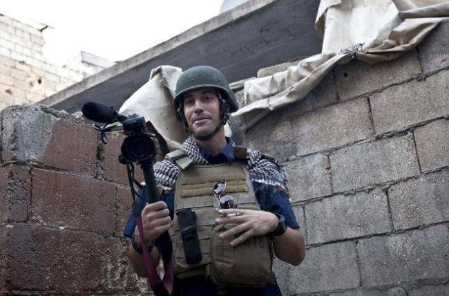 James Foley, journaliste exécuté pour avoir fait son métier (DR)
