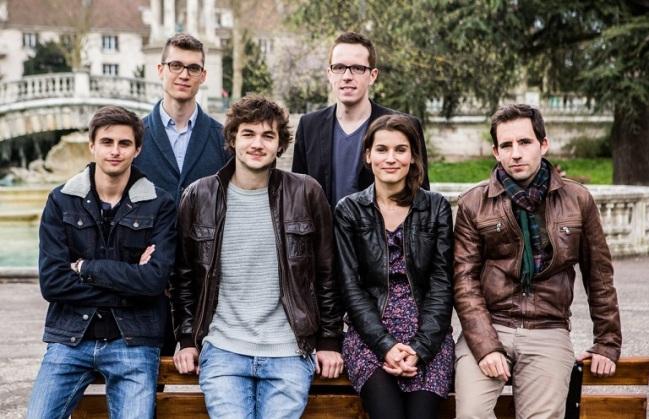 L'équipe du Miroir Mag est composée de six journalistes (crédit : Jonas Jacquel)