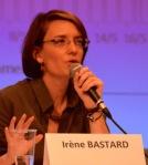 Irène Bastard, doctorante en sociologie. (Crédit photo : Jérémy Satis.)