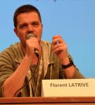 Florent Latrive, rédacteur en chef adjoint de Libération et Libération.fr. (Crédit photo: Jérémy Satis.)