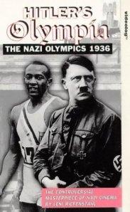 Jesse Owens et Luz Long, athlète allemand de saut en hauteur, qui termine deuxième derrière Owens (Crédit newscom)