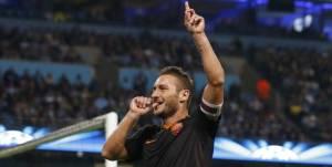 Francesco Totti est le joueur le plus âgé à marquer en Champion's League. (Crédit photo : D.R.)
