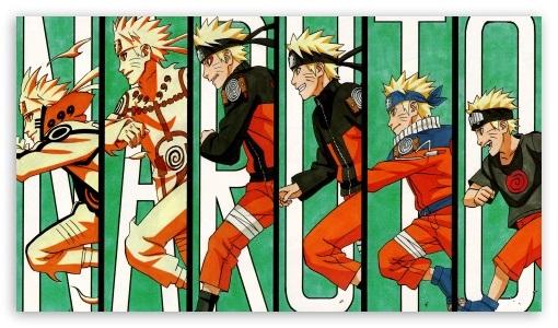 D'enfant à jeune homme, les fans de Naruto ont grandi en même temps que leur héros. (Crédit image : D.R.)