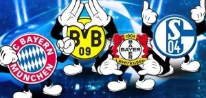 Quatre clubs allemands sont encore en course. Ça tombe bien, la finale 2015 se jouera à Berlin. Crédit photo : D.R )